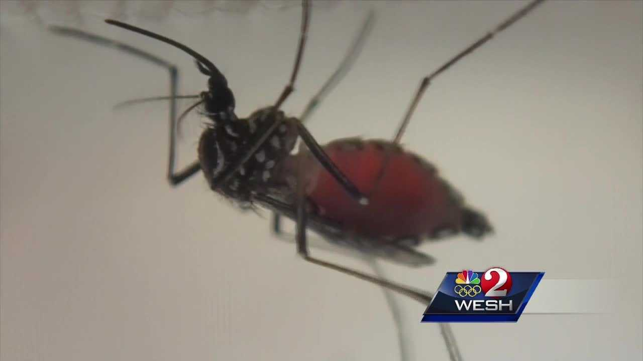 CDC issues new Zika warning
