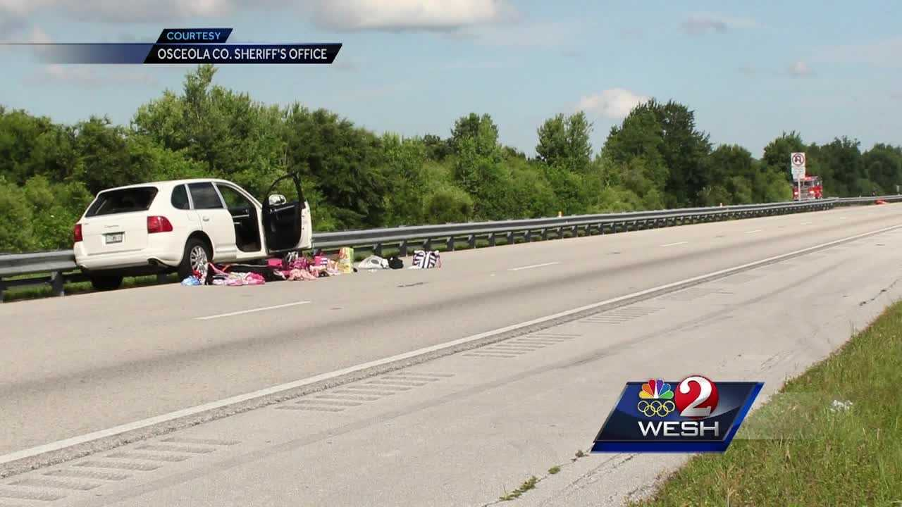 New details were released about a death investigation on Florida's Turnpike. A mother and daughter were found dead eight weeks ago.  Chris Hush explains.