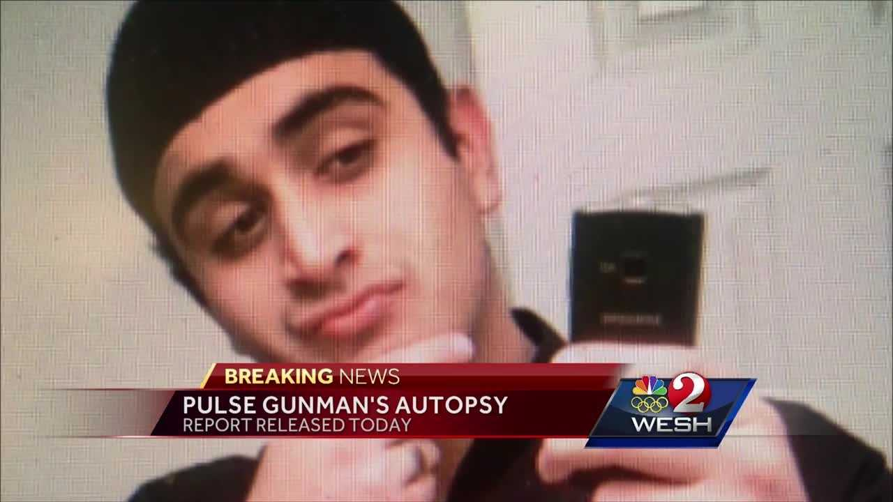 Autopsy reports are shedding new light on the takedown of the gunman responsible for the Pulse nightclub massacre. Stewart Moore reports.