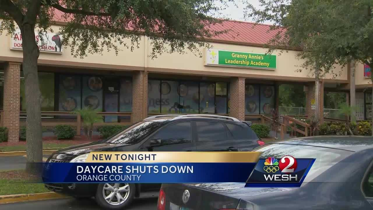 Day care shuts down over safety concerns