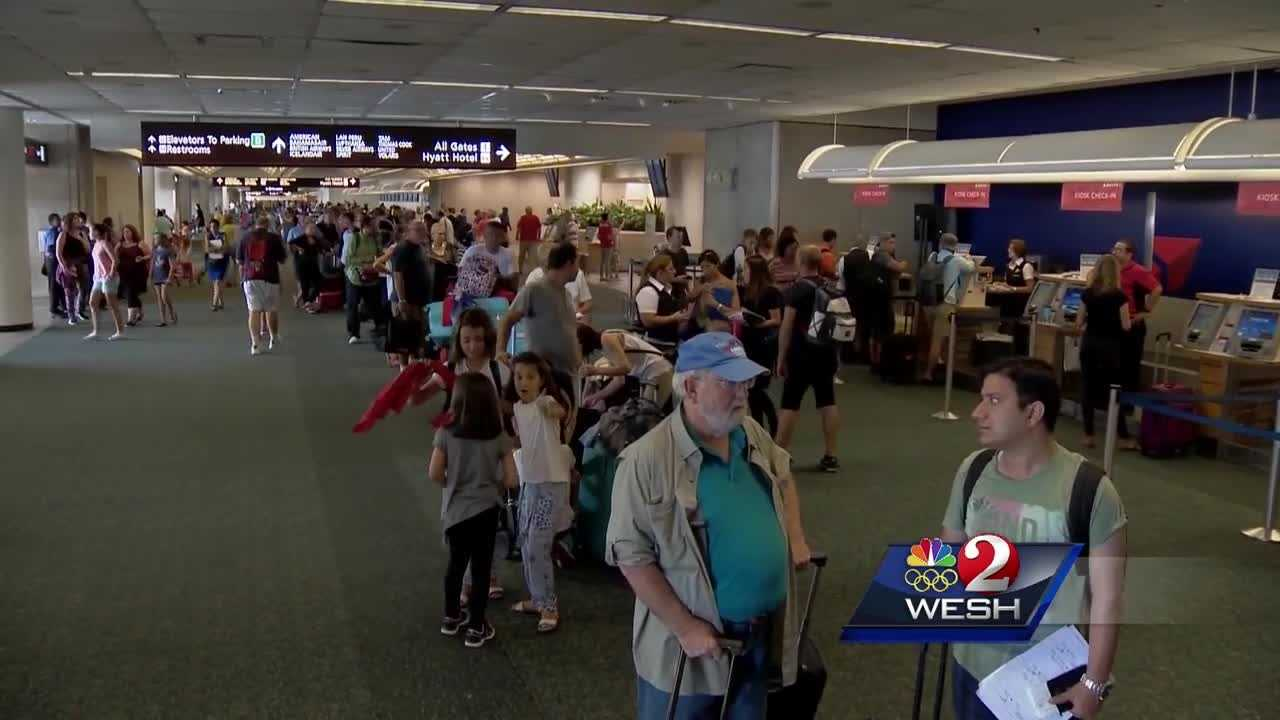 Delta tries to recover after systemwide outage