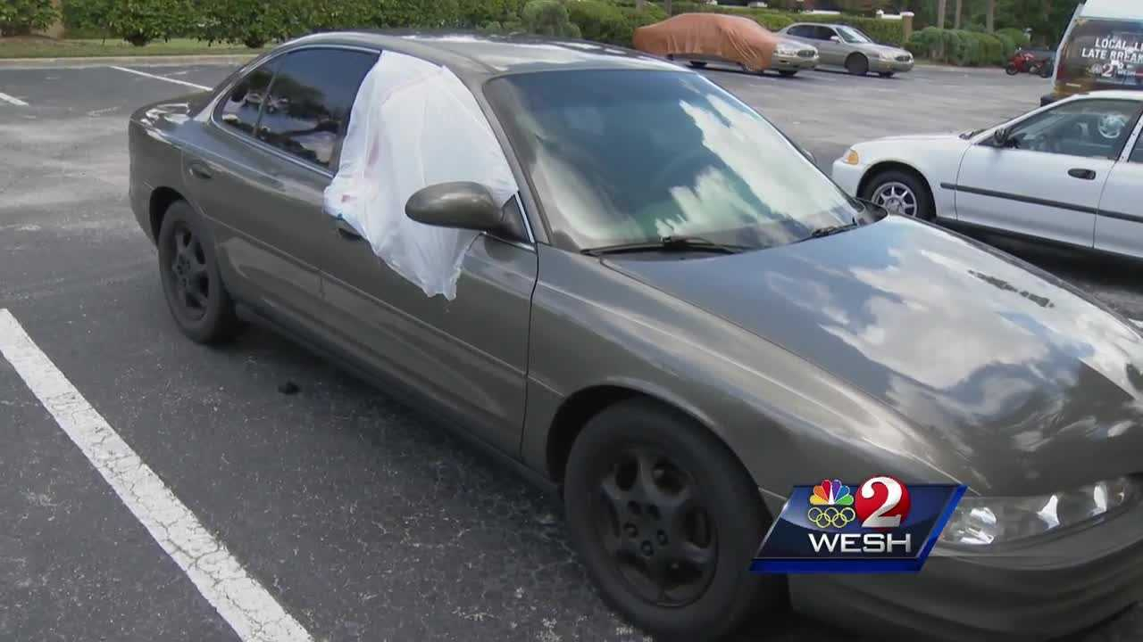 Dozens of cars broken into in Seminole County