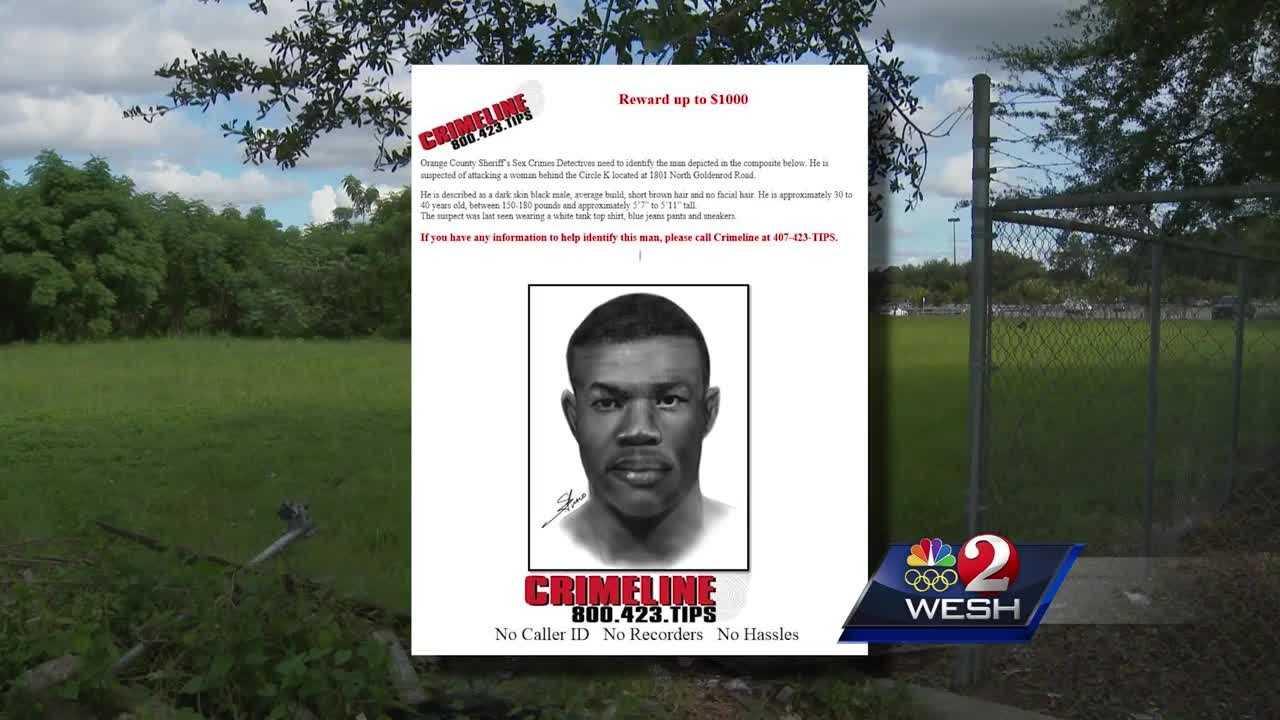 Rape suspect still on the loose
