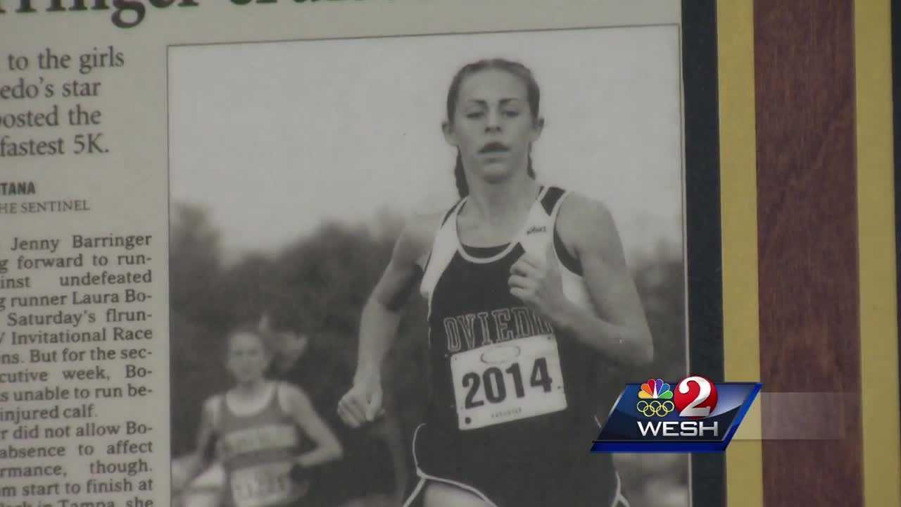 Local Olympian competes tonight in Rio