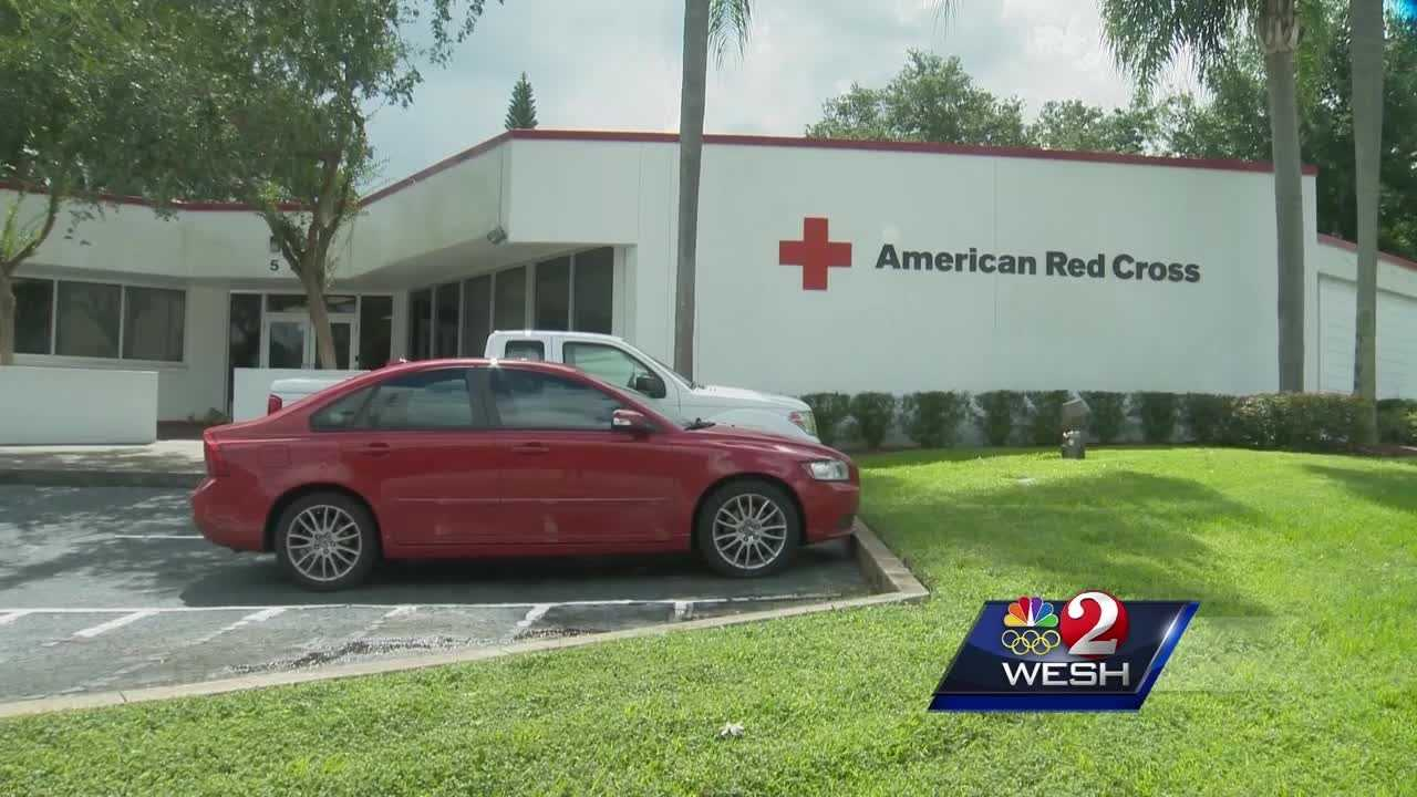 More than two dozen American Red Cross volunteers from Central Florida are heading to flooded areas in Louisiana Tuesday.