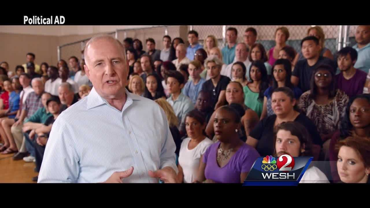 With Florida's primary election this month, WESH 2's Greg Fox is investigating political ads that attack and support the candidates. Take a look at how they try to appeal to voters.