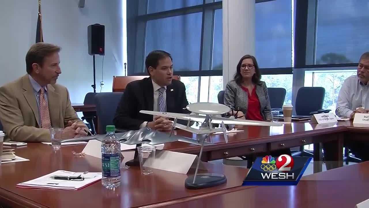 Rubio, Beruff fight for primary votes