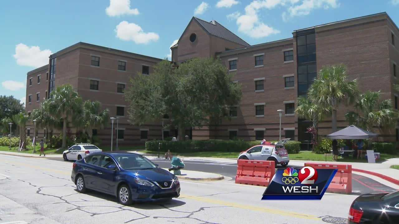 UCF students gear up for first day of classes