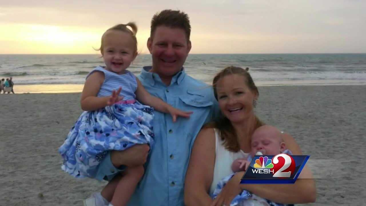 Mother of baby rescued from capsized boat speaks to WESH 2 News