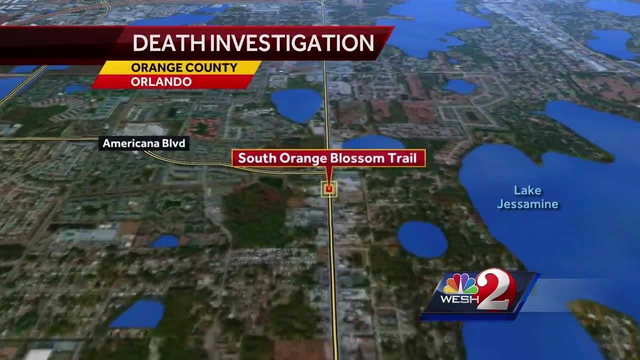 Deputies were called out to South Orange Blossom Trail Tuesday night, only saying an investigation is ongoing.