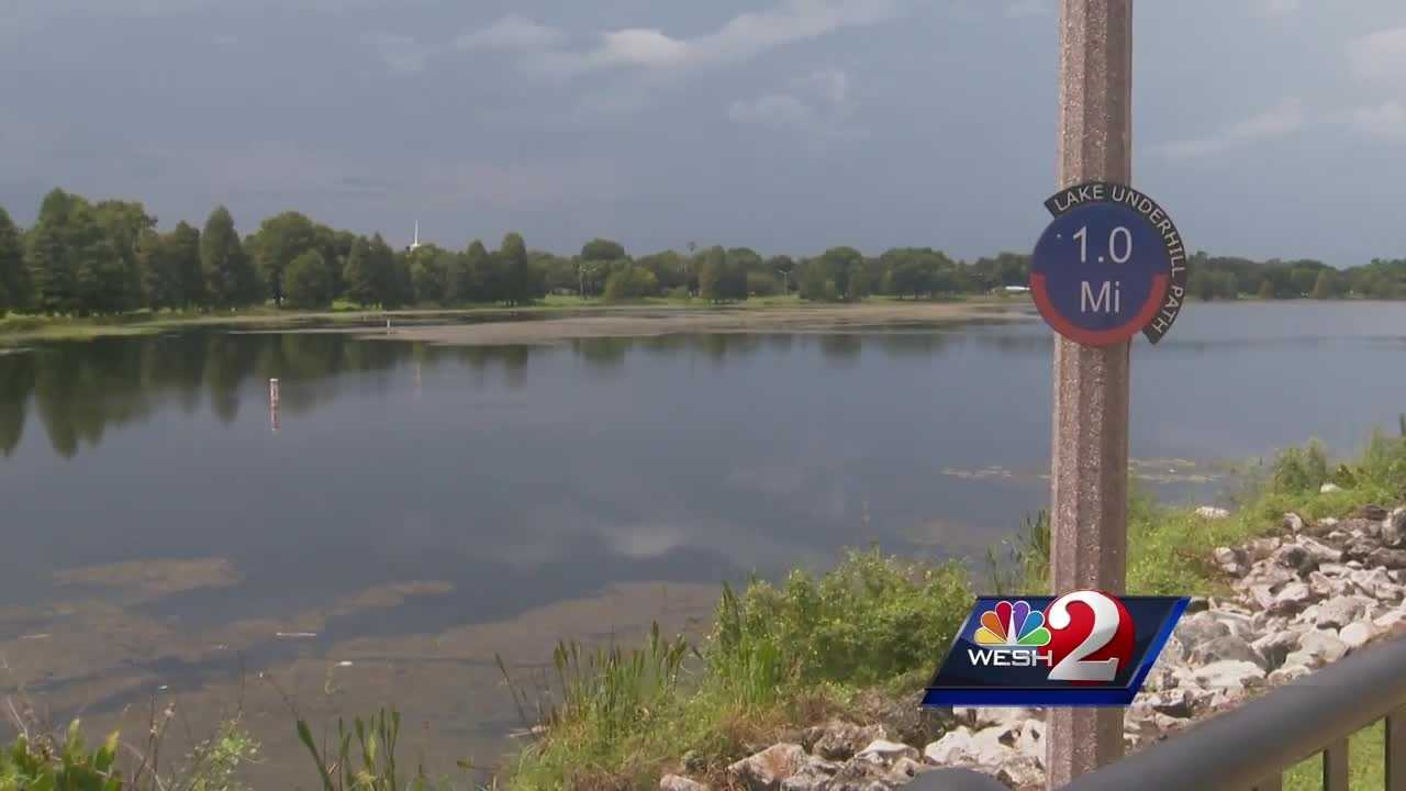 Dismembered body found in Lake Underhill