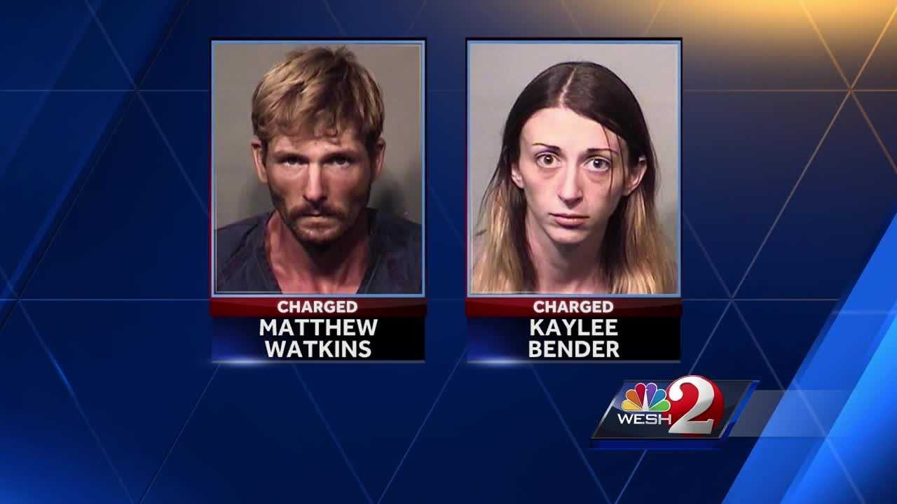 Couple accused of threatening kids in Palm Bay