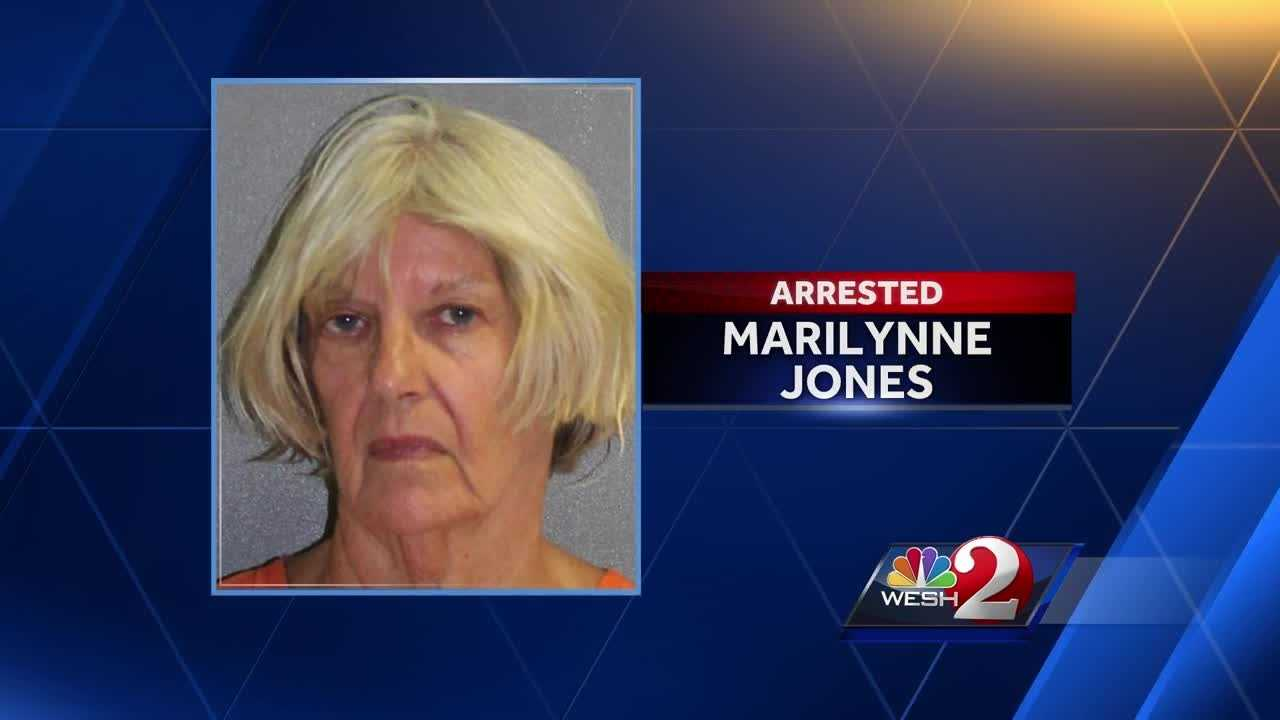 Woman arrested, accused of trying to drown dog