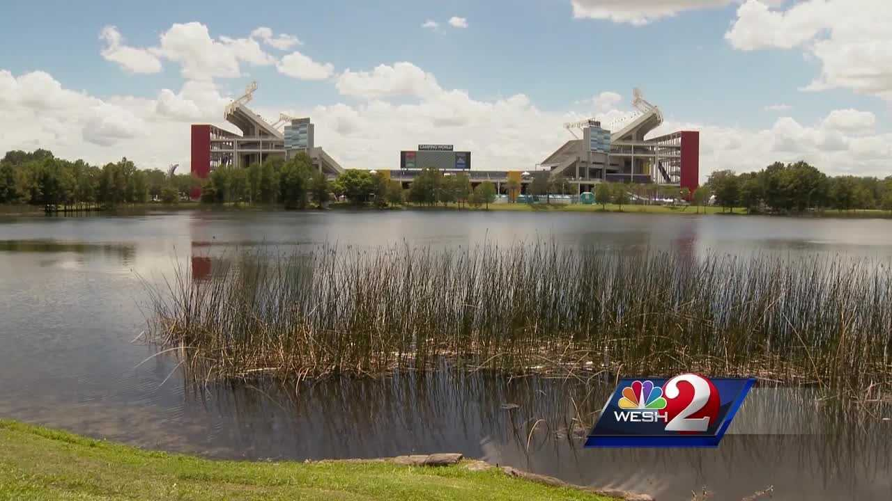NFL games bring big business to Orlando