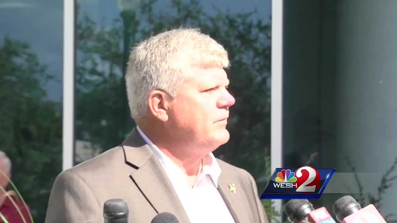 WESH 2 News is following a developing story out of Marion County. Former Sheriff Chris Blair was accused of lying to a grand jury. Matt Grant reports.