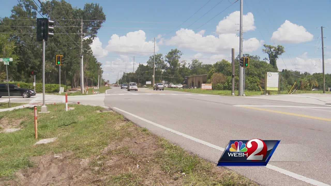 Drivers surprised by new light in Eatonville