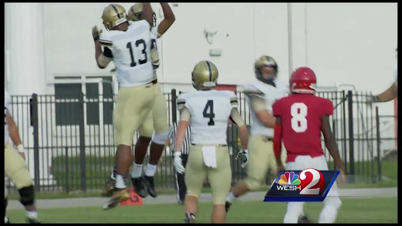 Bishop Moore at Edgewater: 8-26