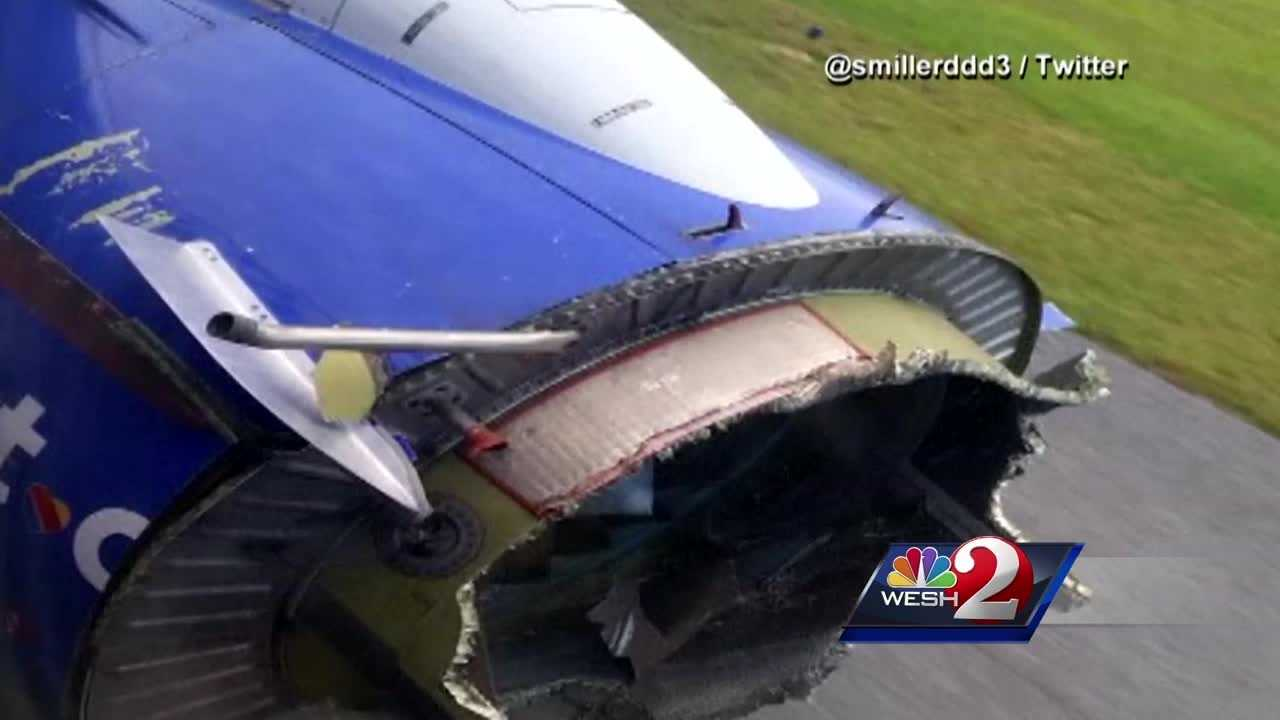 A former National Transportation Safety Board agent weighs in on what may have caused a major engine malfunction on an Orlando-bound Southwest Airlines flight Saturday.
