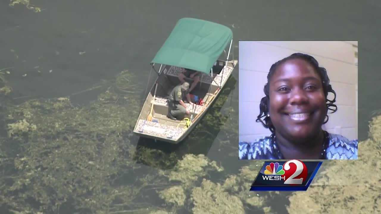Orlando police have stepped up their patrols a week after a dismembered body was found in a lake. Michelle Meredith explains.