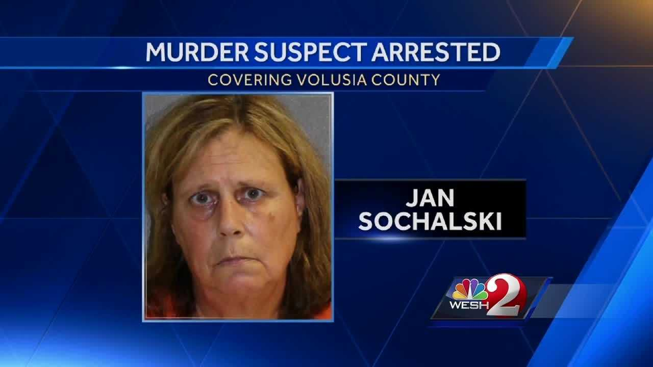 Palm Coast woman accused of murdering husband