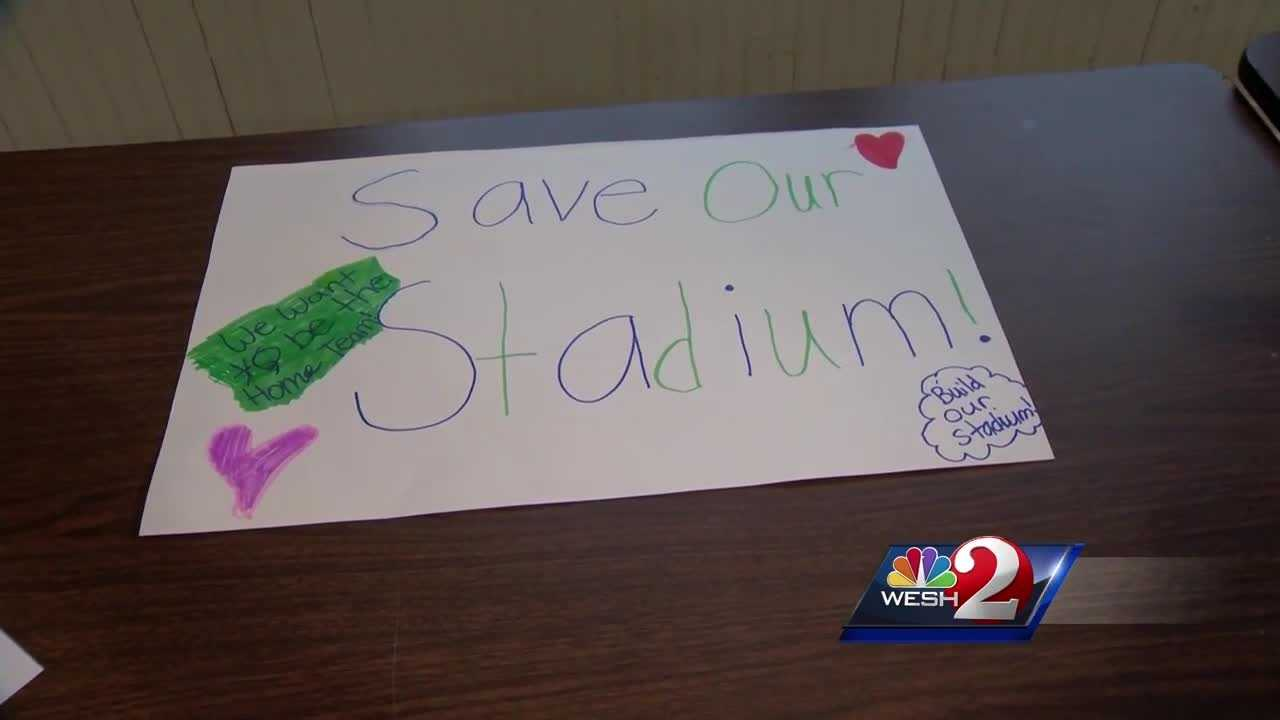 Controversy surrounds plans for Windermere high school stadium