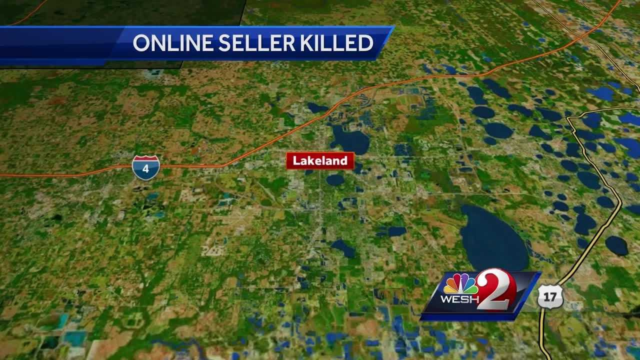 Online seller killed in Polk County