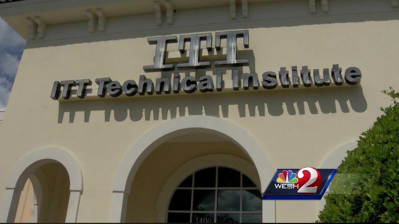 ITT Technical Institutes has announced the immediate closure of campuses across the country. Amanda Crawford speaks to local students about what will happen next.