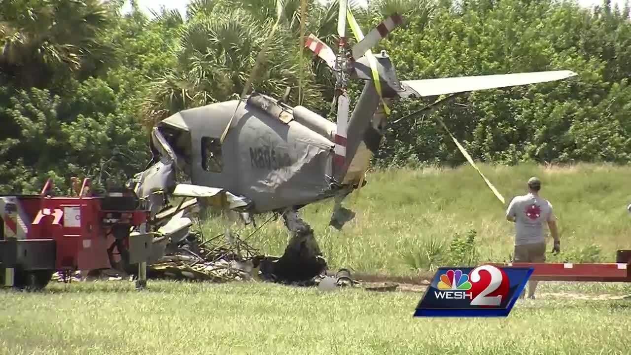 Helicopter had just had work done prior to deadly crash, investigator says