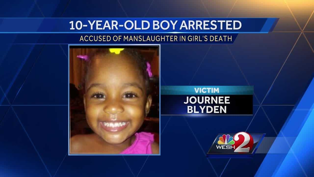 A 10-year-old boy is locked up, accused of killing his little cousin. Matt Lupoli reports.