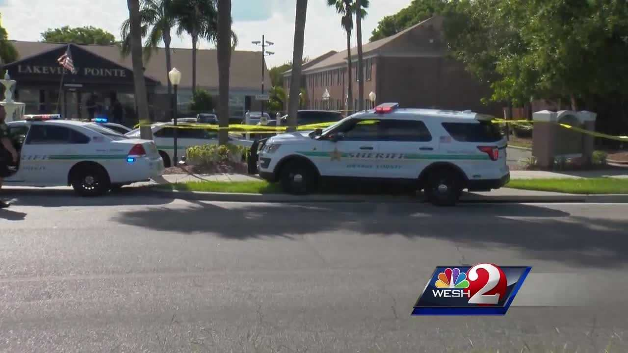 Orange County deputies involved in shooting Sunday