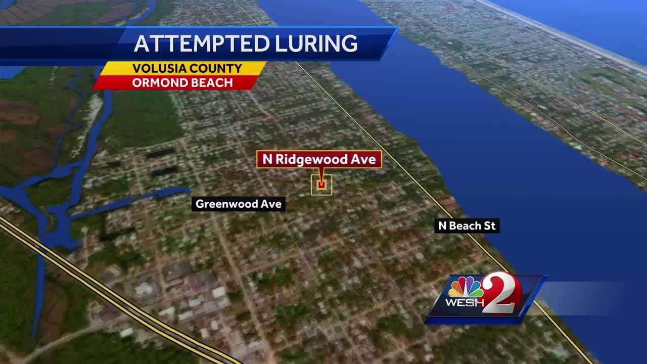 2 men try to lure children to car in Ormond Beach
