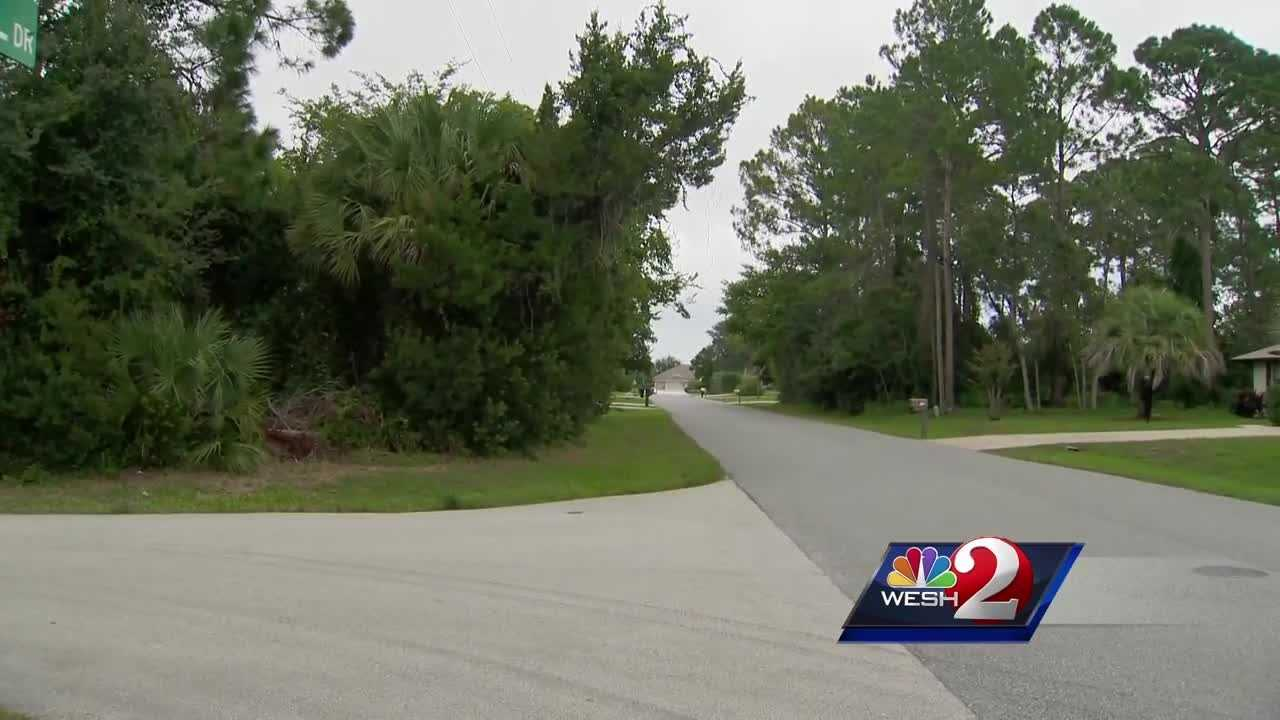 Authorities in Flagler County have issued a warning about a man who they say is taking pictures and videos of children at a school bus stop in Palm Coast.