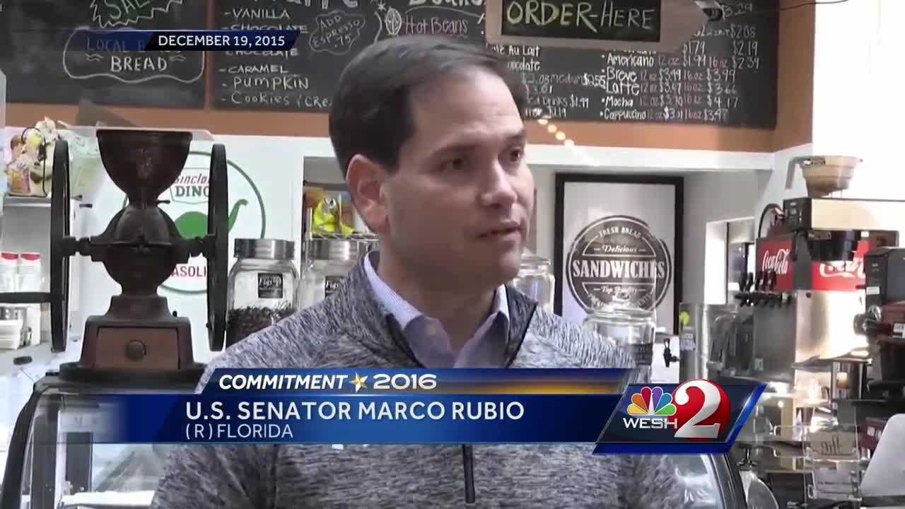 "WESH 2 News investigates a television ad from Democratic U.S. Senate candidate Patrick Murphy,  entitled, ""Polo,"" targeting Marco Rubio. Greg Fox reports."