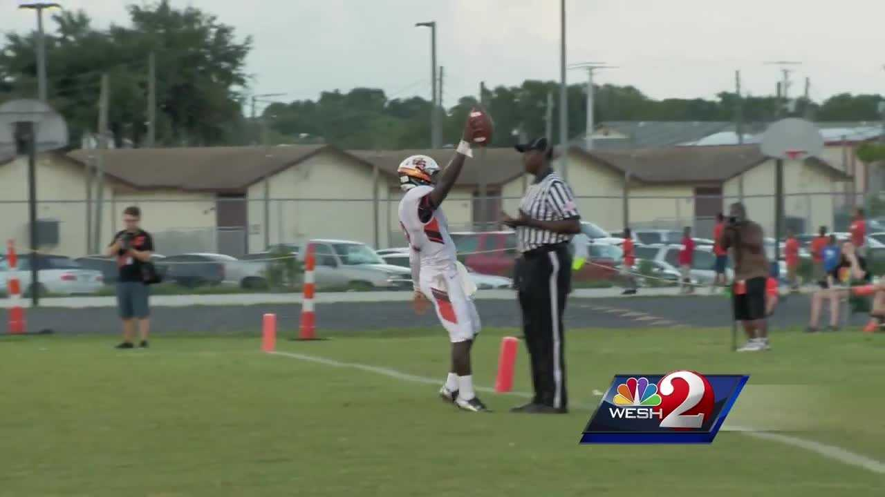 Both Orange City University and Seminole headed into a key district match up Friday ranked and undefeated.