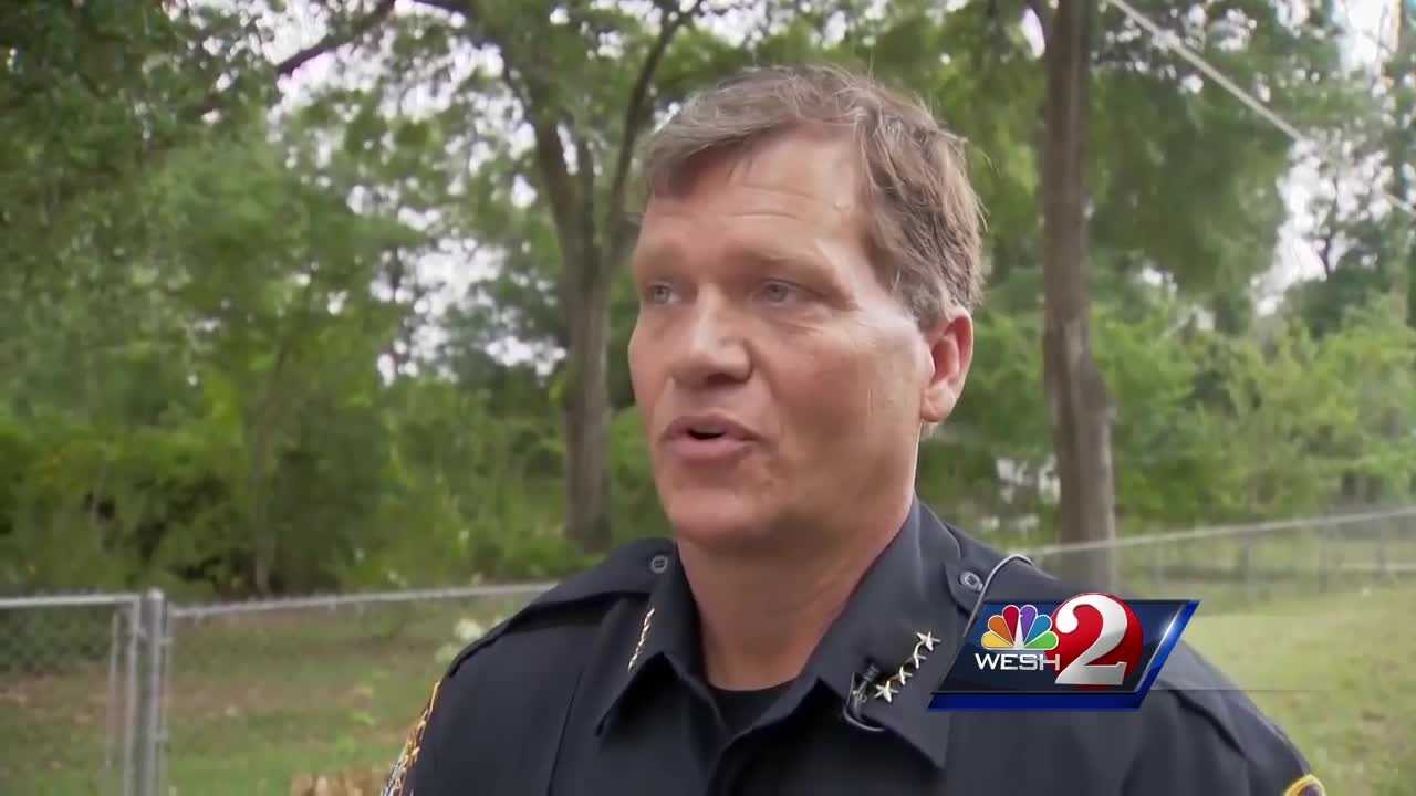 Ocala mayor stands by police chief accused of sexual harassment