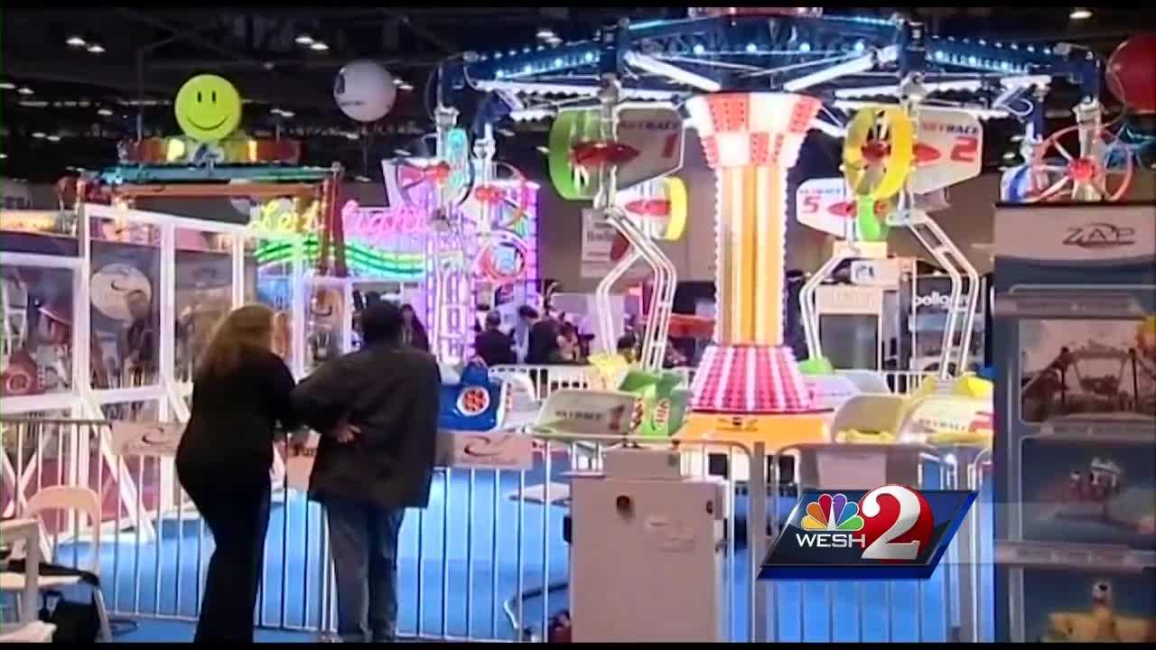 The International Association of Amusements Parks and Attractions is relocating to Orlando.