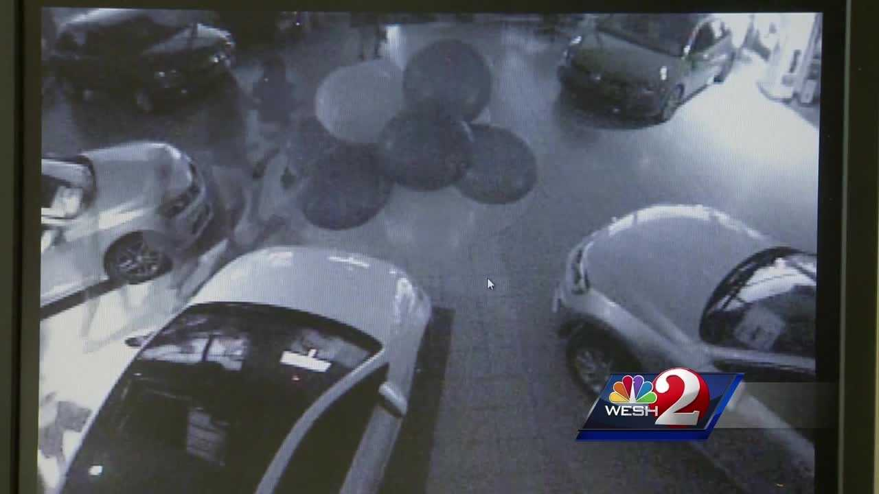 Thieves broke into two different car dealerships in two different cities overnight Sunday. Investigators said there's evidence the crimes are connected. Claire Metz reports.