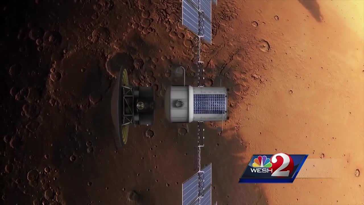 Going to Mars would be the law of the land under a measure passed by a key U.S. Senate committee – one that has vast impact on thousands of Central Floridians