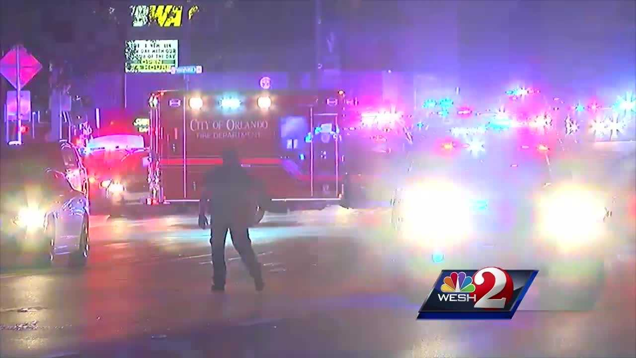 WESH 2 News is hearing a new perspective from the terrifying moments during the nation's deadliest mass shooting in modern history. Matt Lupoli reports.