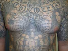 The Barrio Azteca is one of the most violent prison gangs operating within the U.S.