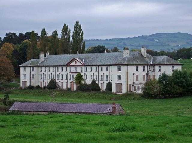 Denbigh Mental, also known as the North Wales Hospital, was located in Denbigh, North Wales and was for people with psychiatric illnesses.