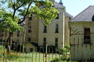 Traverse City State Hospital closed in 1989 and the building is currently being renovated into a hotel.