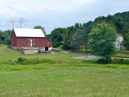 The property borders the Brandywine Battlefield, and was designated a National Historic Landmark in 2011.
