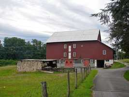 Kuerner Farm is notable for its association with artist Andrew Wyeth, who created about one-third of his work on subjects he found at the historic farm.