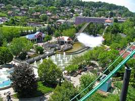 Owned by Kennywood Entertainment, it is one of only two amusement parks listed as a National Historic Place.