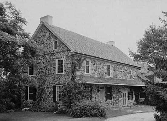 The Humphry Marshall House, the residence of American botanist Humphry Marshall, is a rare example of a Pa. country house. It was designated a National Historic Landmark in 1987.