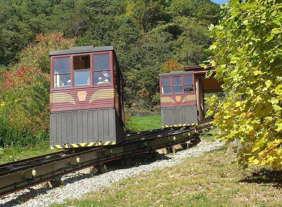 The Horseshoe Curve was designated a National Historic Landmark in 1966.