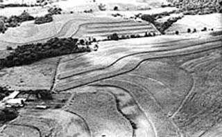Located south of New Hope, the Watershed consists of five farms.