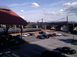 The Harrisburg Transportation Center is the primary hub for passenger rail and intercity bus services in South Central Pa.