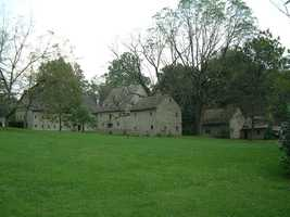 The Ephrata Cloister was established in 1732 by Johann Conrad Beissel.